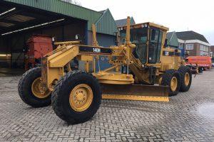 CAT140H Motor Grader 9TN01296