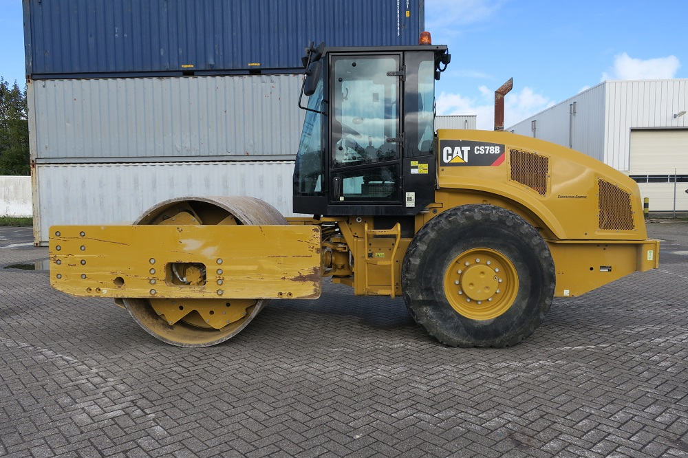 Caterpillar CS78B L8C00166