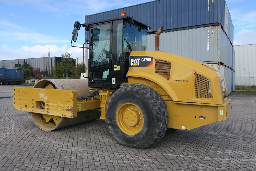 Caterpillar CS78B L8C00166