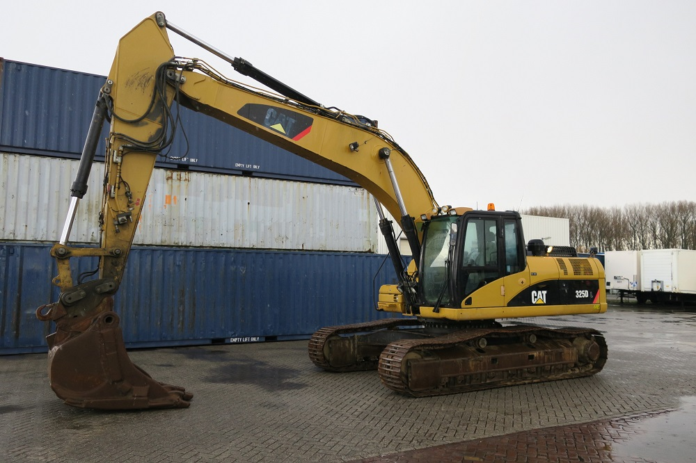CAT325DL GP01029 excavator