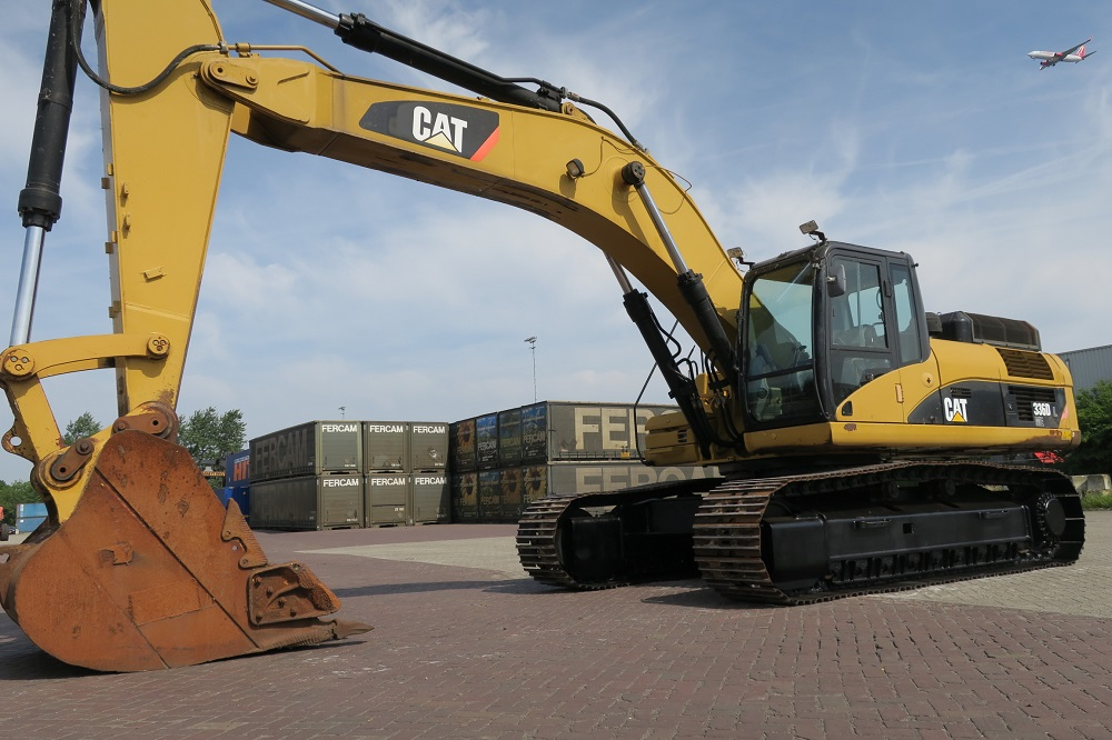 Caterpillar 336DLME PRF00164