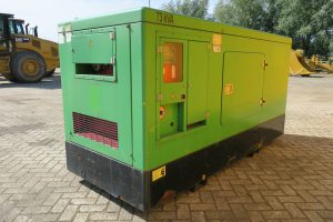 caterpillar-73 KVA-2009-used-machinery